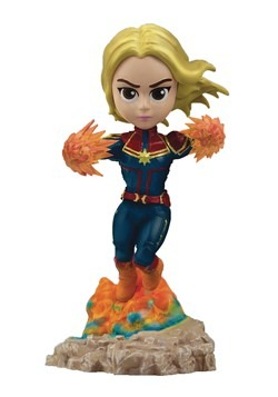 Avengers: Endgame Captain Marvel Beast Kingdom PX Fig