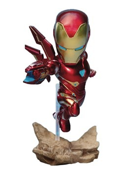 Avengers: Endgame Iron Man MK-50 Beast Kingdom PX Fig