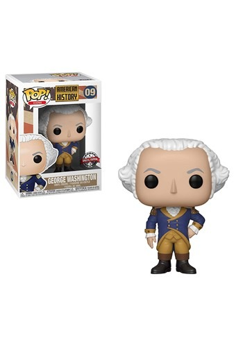 Pop! Icons: History- George Washington