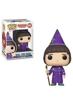 Pop! TV: Stranger Things- Will (the wise)