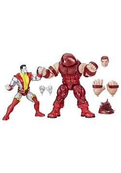 Marvel Legends Colossus & Juggernaut 6-Inch Action Figure 2