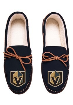 VEGAS GOLDEN KNIGHTS TEAM COLOR BIG LOGO MOCCASIN