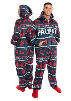 New England Patriots Unisex Wordmark Onesie