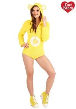 Women's Funshine Bear Romper Costume