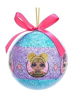 LOL Surprise Decoupage Ball Ornament
