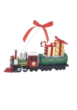 Lionel Blow Mold Train Ornament