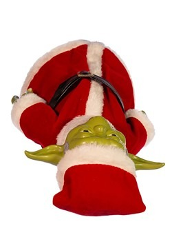 Yoda Santa Treetopper/Tablepiece Alt 1