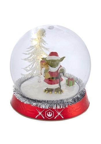 Yoda LED Light Up Globe Tablepiece