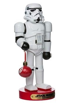 """Stormtrooper 10"""" Nutcracker"""