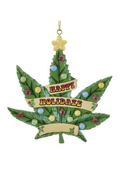 Cannabis Happy Holidaze