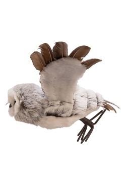 Gray Flying Owl Ornament Alt 3