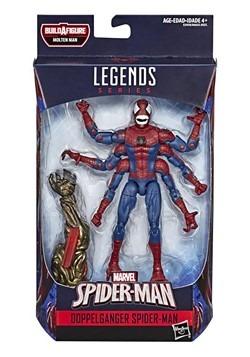 Marvel Legends Doppelganger Spider-Man Action Figure Alt 1