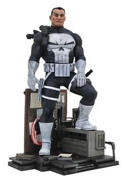 DIAMOND SELECT MARVEL GALLERY PUNISHER COMIC PVC FIG