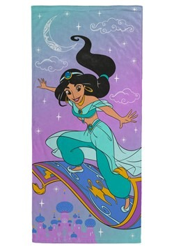 ALADDIN FLY BEACH TOWEL