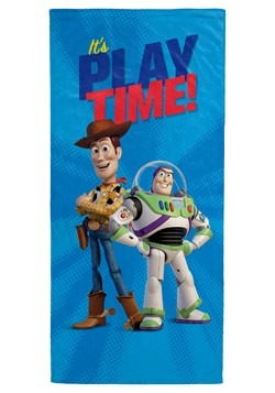 TOY STORY ITS PLAYTIME BEACH TOWEL