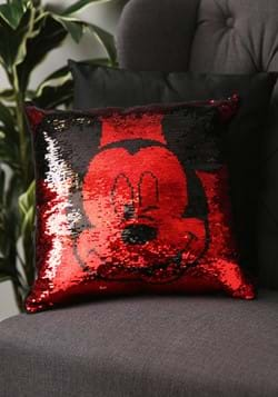 MICKEY MOUSE 16X16 SEQUIN PILLOW