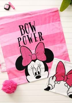 MINNIE MOUSE BATH/WASH SET