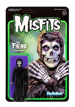 Misfits Reaction The Fiend Action Figure
