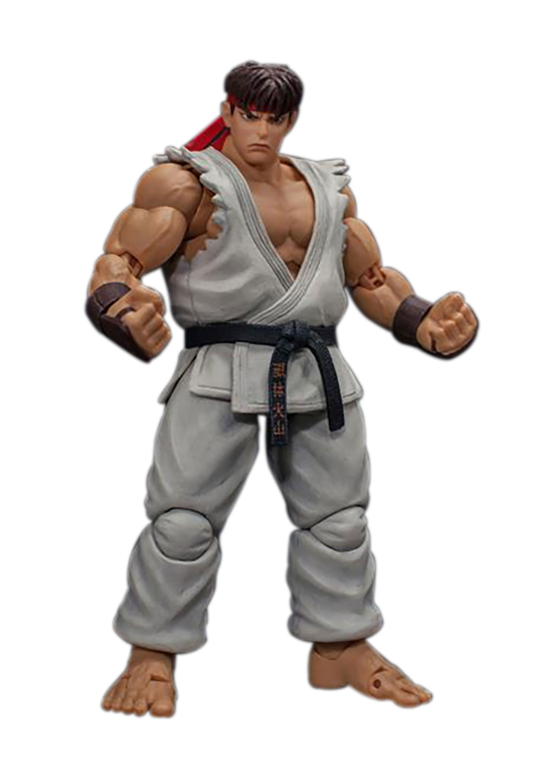 Collectible_Ultra_Street_Fighter_II_Ryu_Action_Figure