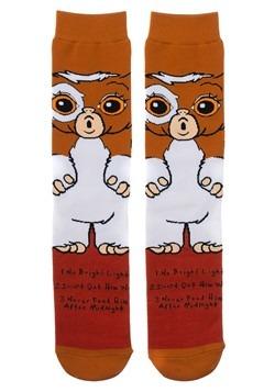 Gremlins Gizmo 360 Character Crew Socks Alt 1
