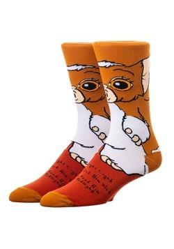 Gremlins Gizmo 360 Character Crew Socks Alt 2