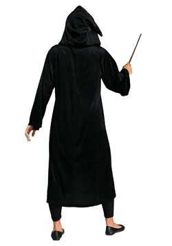 Adult Harry Potter Deluxe Hufflepuff Robe Costume5
