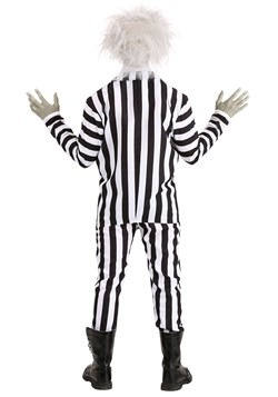 Beetlejuice Plus Size Men's Costume2