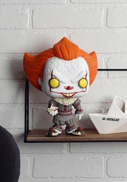Pop Movies It Chapter 2 10 Pennywise w Boat