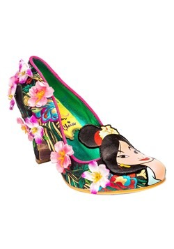 Irregular Choice Disney Princess Mulan Let Dreams Blossom 1