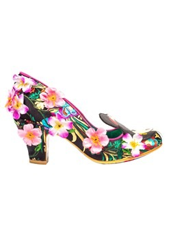 Irregular Choice Disney Princess Mulan Let Dreams Blossom 2