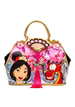 Irregular Choice Disney Mulan Let Dreams Blossom Purse