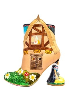 Irregular Choice Disney Snow White Happily Ever After Heels