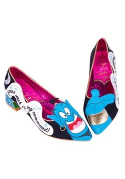 Irregular Choice Disney Princess- Aladdin At Your Service