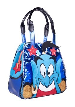 Irregular Choice Disney Princess- Aladdin Genie Hand Bag