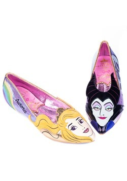 Irregular Choice Disney Princess- Sleeping Beauty Dark vs.