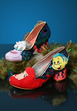 Irregular Choice Disney Princess- The Little Mermaid Heels