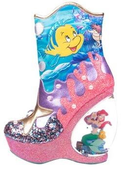 Irregular Choice Disney Princess- The Little Merma Alt 2
