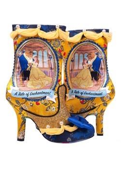 Irregular Choice Disney Princess- Beauty and the Beast Heels