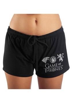 Game of Thrones Sleep Shorts