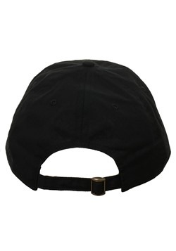 Gremlins Gizmo Black Baseball Cap Alt 1
