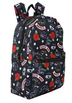 Riverdale Southside Serpant Backpack Alt 1