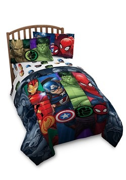 AVENGERS MOVERS TWIN COMFORTER