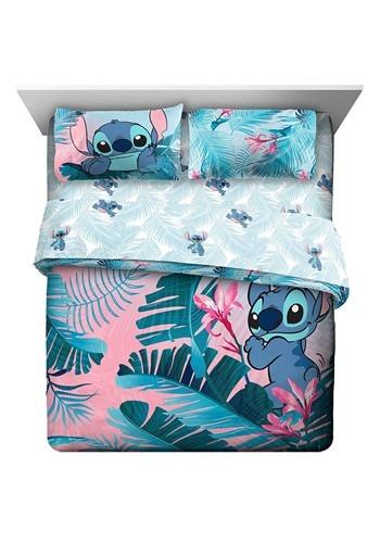 Lilo & Stitch Floral Fun Full Bed Set