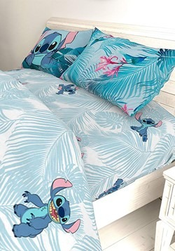 Lilo & Stitch Floral Fun Full Bed Set Alt 7
