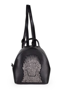 Danielle Nicole GOT Iron Throne Covertible Mini Backpack Cro