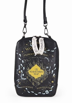 Danielle Nicole Harry Potter Marauders Map Glow-in-the-Dark