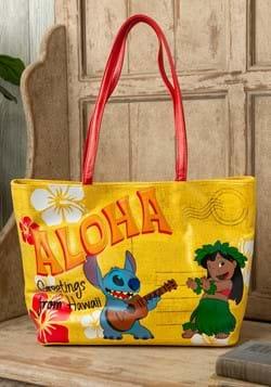 Danielle Nicole Lilo & Stitch Aloha Tote Bag