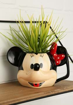 Minnie Mouse Sculpted Mug