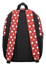 Minnie Mouse Sublimated Panel Print Backpack Alt 4