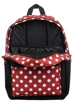 Minnie Mouse Sublimated Panel Print Backpack Alt 5